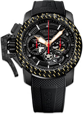 Graham Watch Superlight Carbon Skeleton Limited Edition