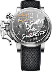 Graham Watch Chronofighter Grand Vintage I Shot The Sheriff Limited Edition