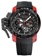 Graham Watch Chronofighter Oversize Superlight Carbon Lightning Pre-Order
