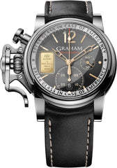 Graham Watch Chronofighter Vintage Emergency Limited Edition Pre-Order