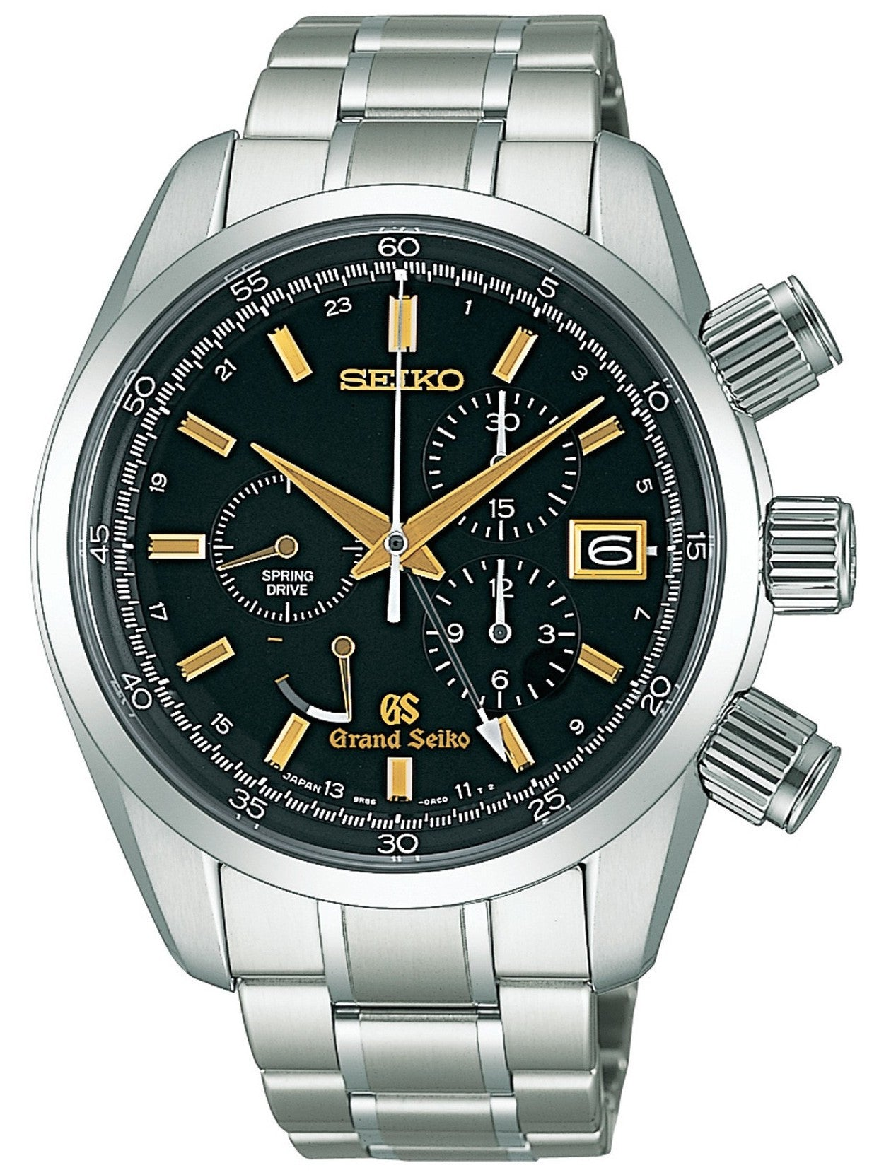 Grand Seiko Watch Spring Drive Chrono