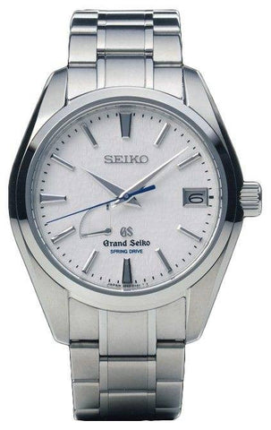 Grand Seiko Watch Spring Drive Snowflake