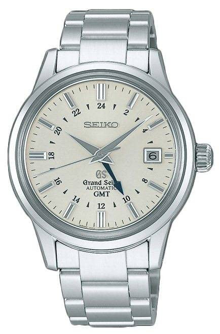 Grand Seiko Watch Mechanical GMT
