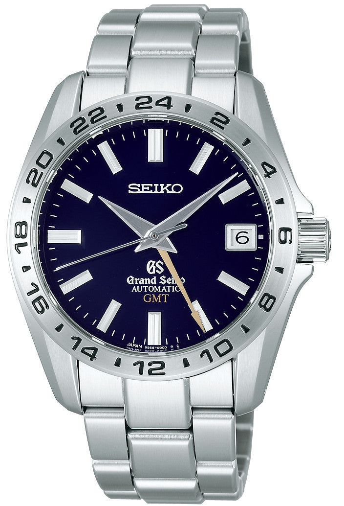 Grand Seiko Watch Mechanical GMT Limited Edition