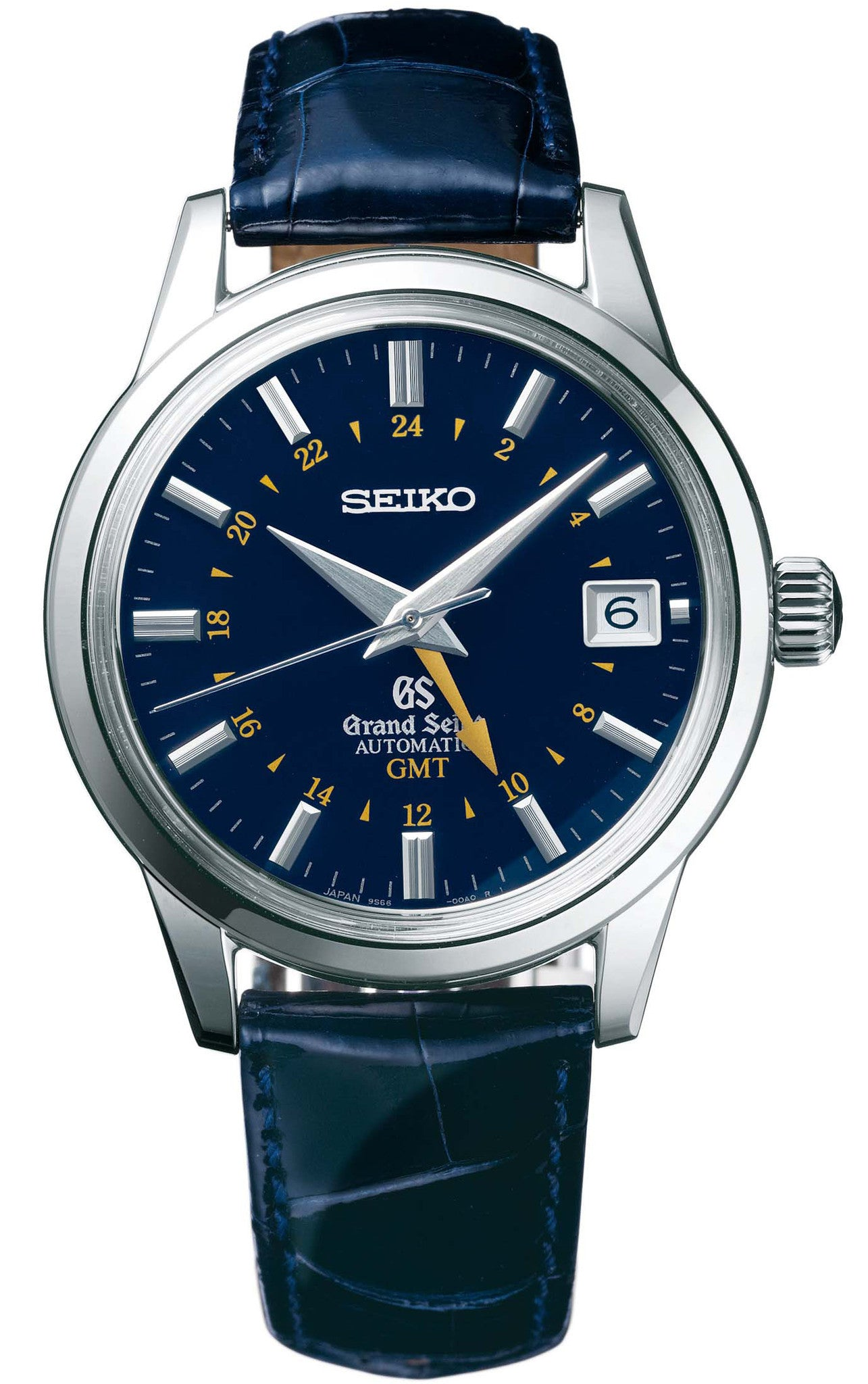 Grand Seiko Watch Mechanical GMT Limited Edition D