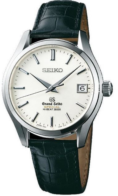 Grand Seiko Watch Hi Beat Special White Gold