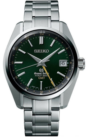 Grand Seiko Watch Mechanical Hi Beat GMT Limited Edition D