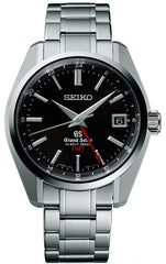 Grand Seiko Watch Mechanical Hi Beat GMT