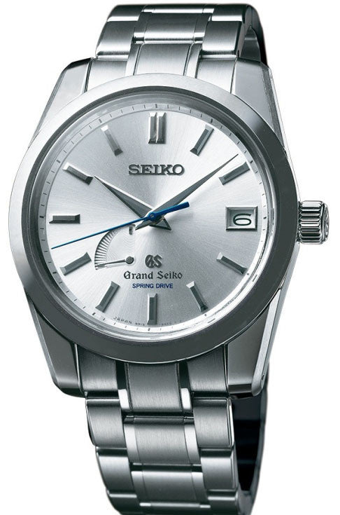 Grand Seiko Watch Spring Drive Limited Edition