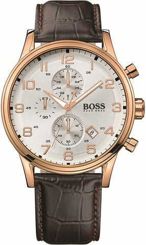 Hugo Boss Watch Aeroliner Mens D