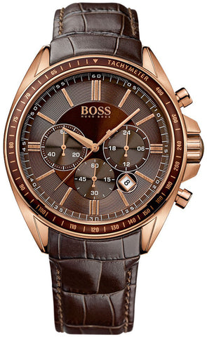 Hugo Boss Watch Driver Chrono Sport Mens D