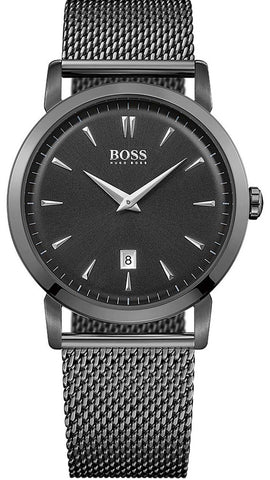 Hugo Boss Watch Slim Ultra Round Mens