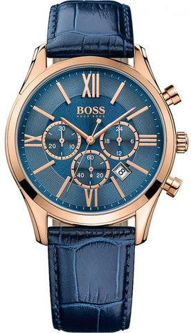 Hugo Boss Watch Ambassador