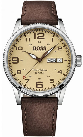 Hugo Boss Watch Pilot Vintage D