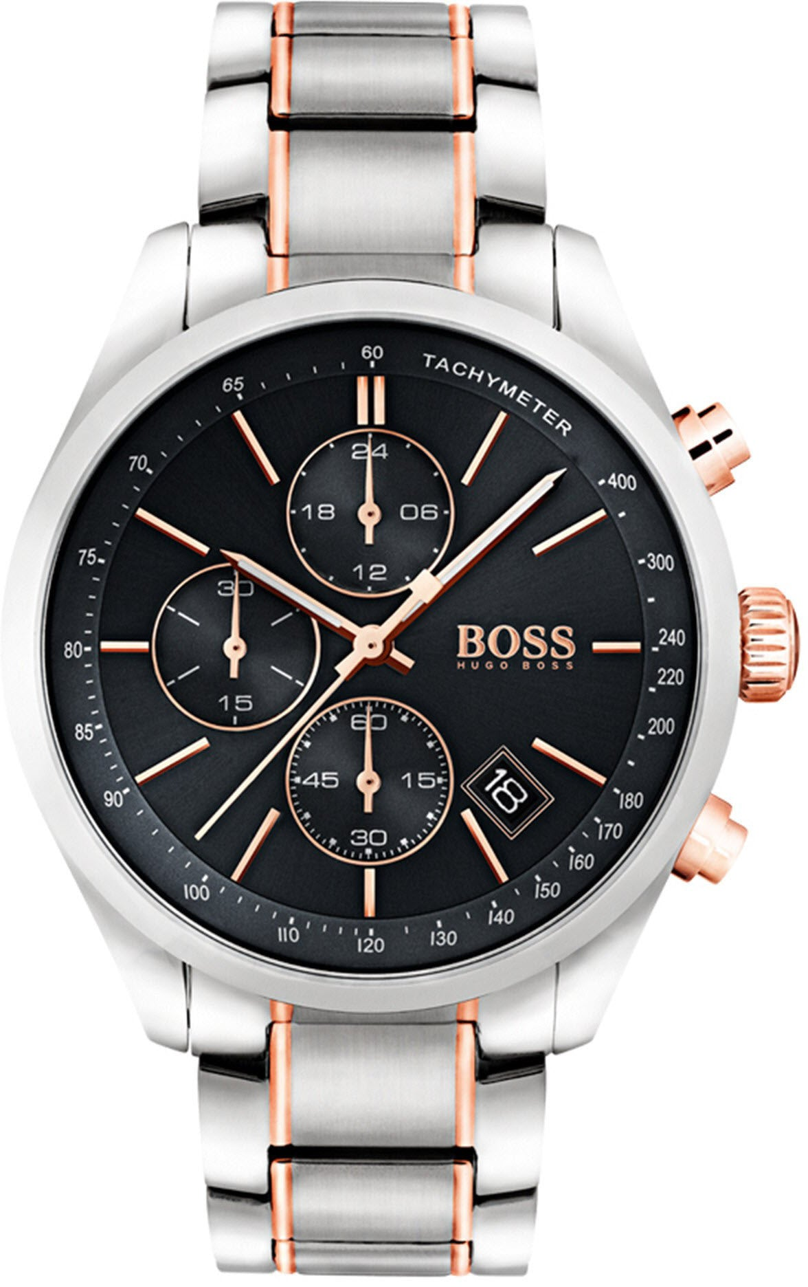 hugo boss watch grand prix mens