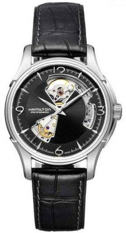 Hamilton Watch Jazzmaster Auto Open Heart