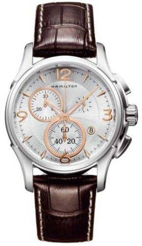 Hamilton Watch Jazzmaster Chrono Quartz