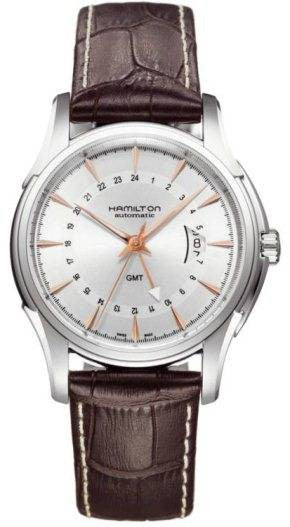 Hamilton Watch Jazzmaster Traveller GMT