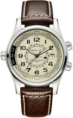 Hamilton Watch Khaki Navy UTC Auto