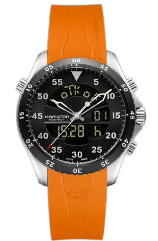 Hamilton Khaki Aviation Flight Timer