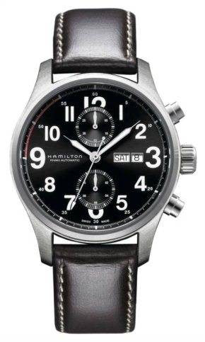 Hamilton Khaki Officer D
