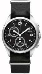 Hamilton Watch Khaki Aviation Pilot Pioneer Chrono Quartz