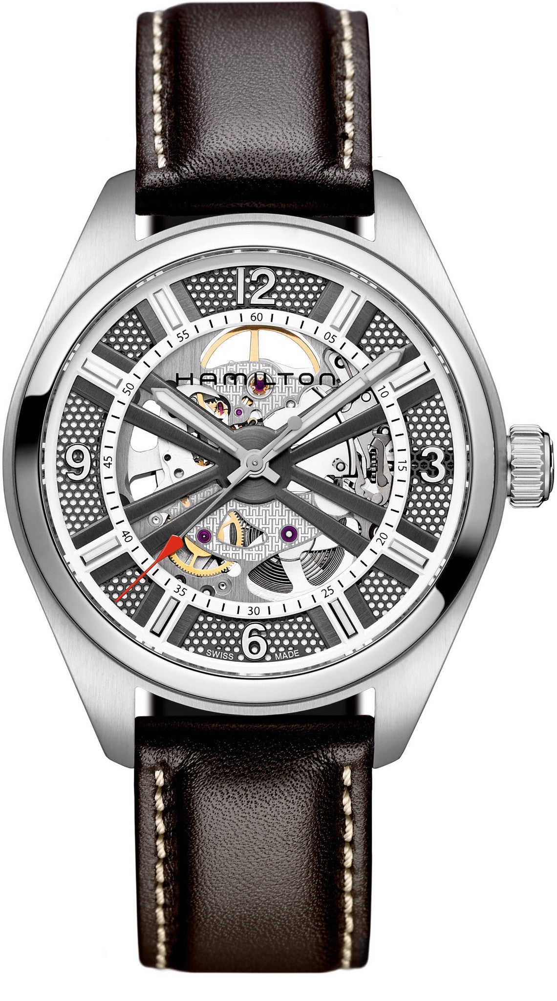 Hamilton Watch Khaki Field Skeleton