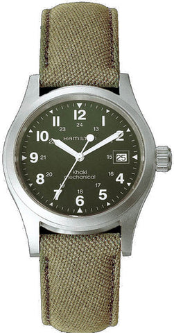 Hamilton Watch Khaki Field Officer Mechanical
