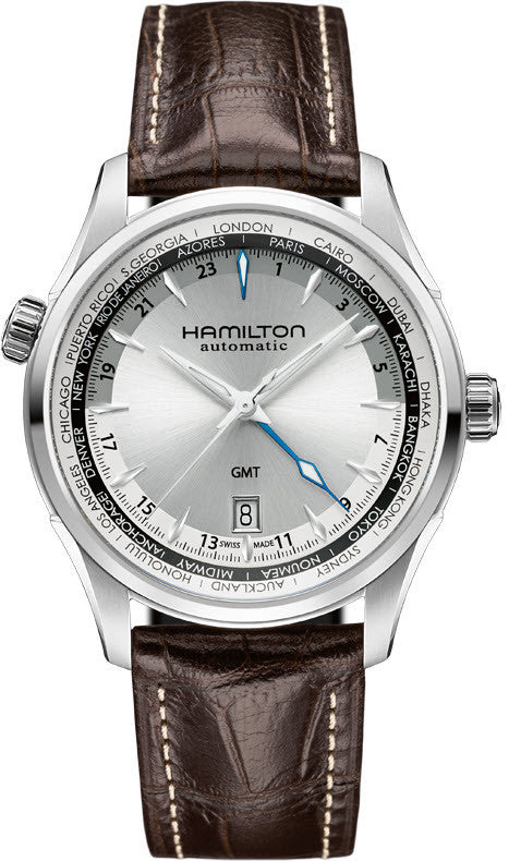 Hamilton Watch Jazzmaster GMT