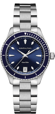 Hamilton Watch Jazzmaster Seaview