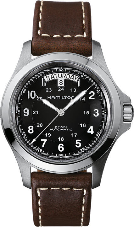 Hamilton Watch Khaki King Auto