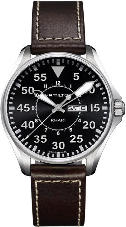 Hamilton Watch Khaki Aviation Pilot Quartz