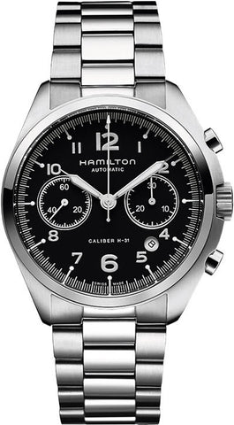 Hamilton Watch Khaki Aviation Pilot Pioneer