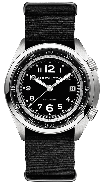Hamilton Watch Khaki Aviation Pilot Pioneer Auto