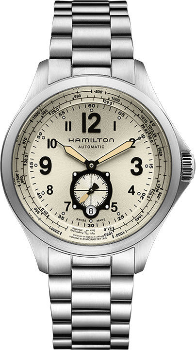 Hamilton Watch Khaki Aviation QNE