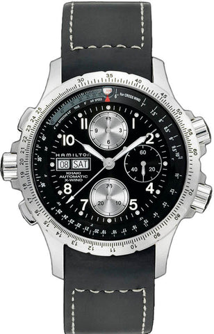 Hamilton Watch Khaki Aviation X-Wind Auto Chrono