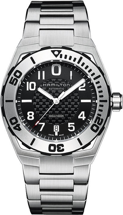 Hamilton Watch Khaki Navy