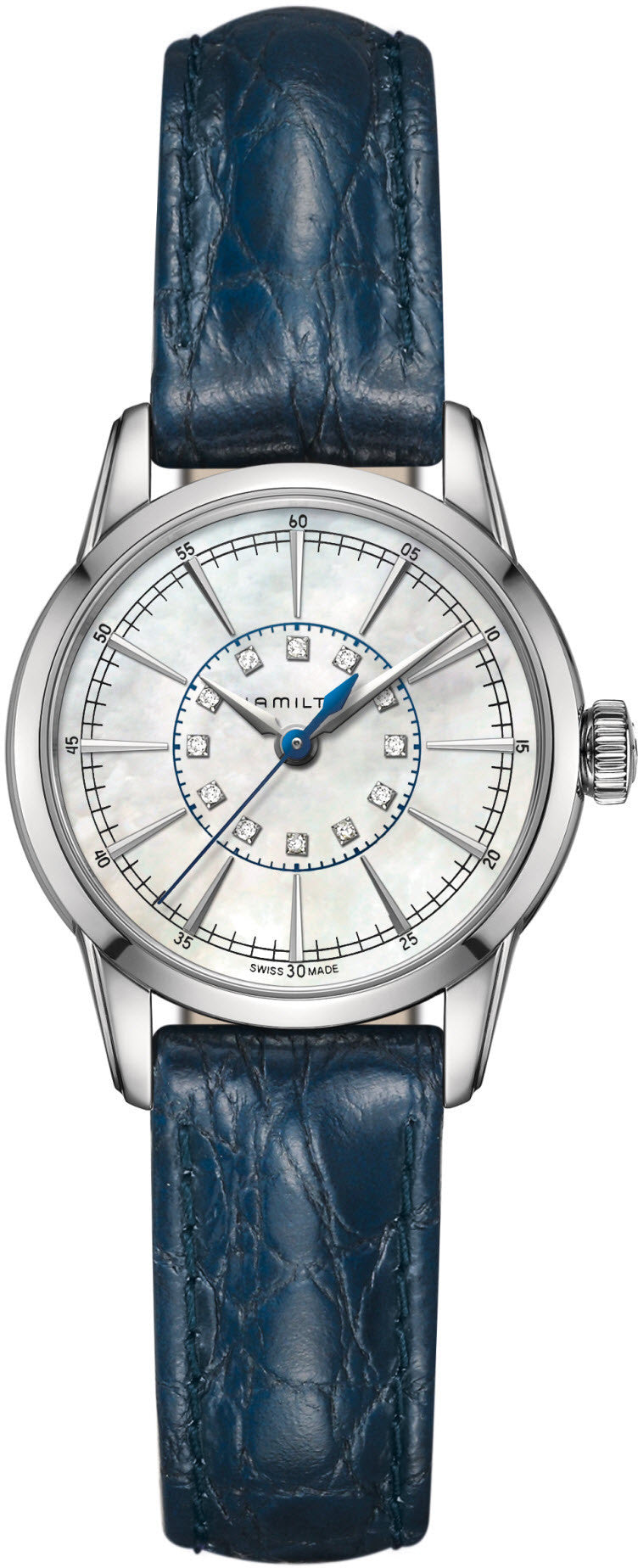 Hamilton Watch American Classic Rail Road Lady Quartz