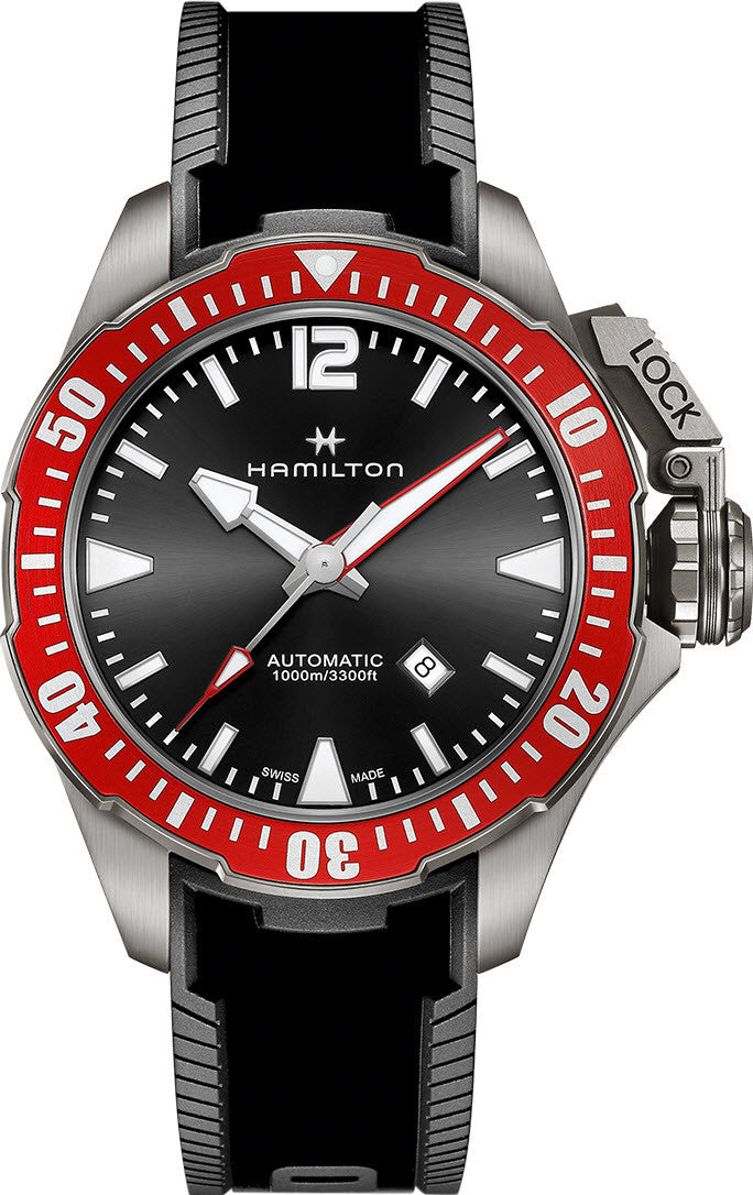 Hamilton Watch Khaki Navy Frogman Special Edition
