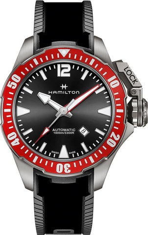 Hamilton Watch Khaki Navy Frogman Limited Edition