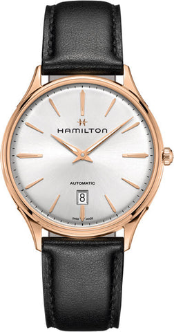 Hamilton Watch Jazzmaster Watch Thinline Gold Limited Edition