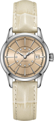 Hamilton Watch American Classic Rail Road Lady