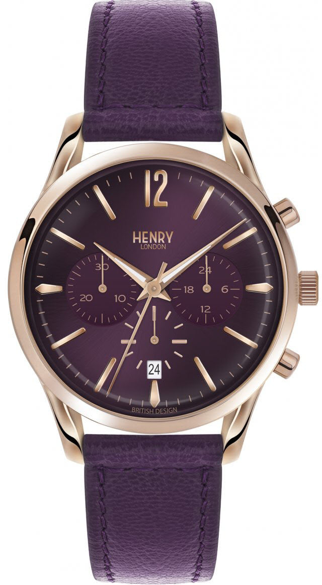 Henry London Watch Hampstead Mens