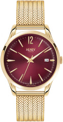 Henry London Watch Holborn Mens