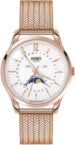 Henry London Watch Richmond Mens