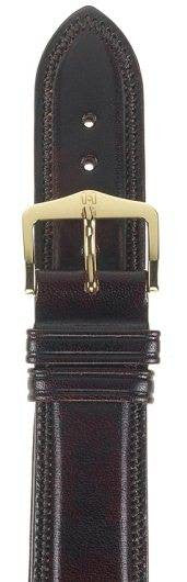 Hirsch Strap Ascot Brown Large 18mm