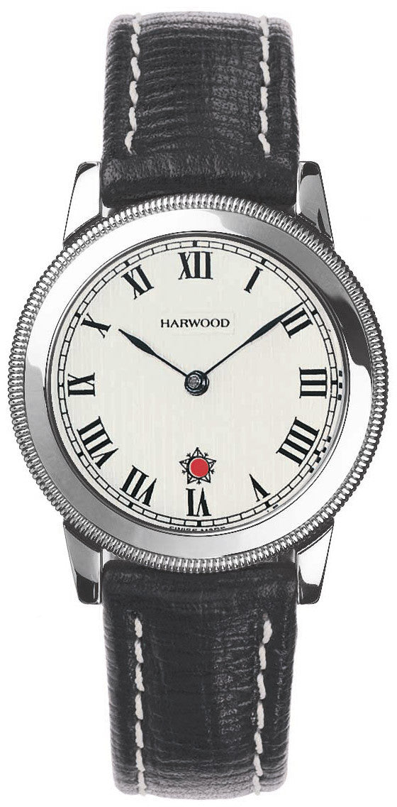 Harwood Watch Steel Leather