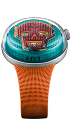 HYT Watches SOONOW Cyan Black Limited Edition