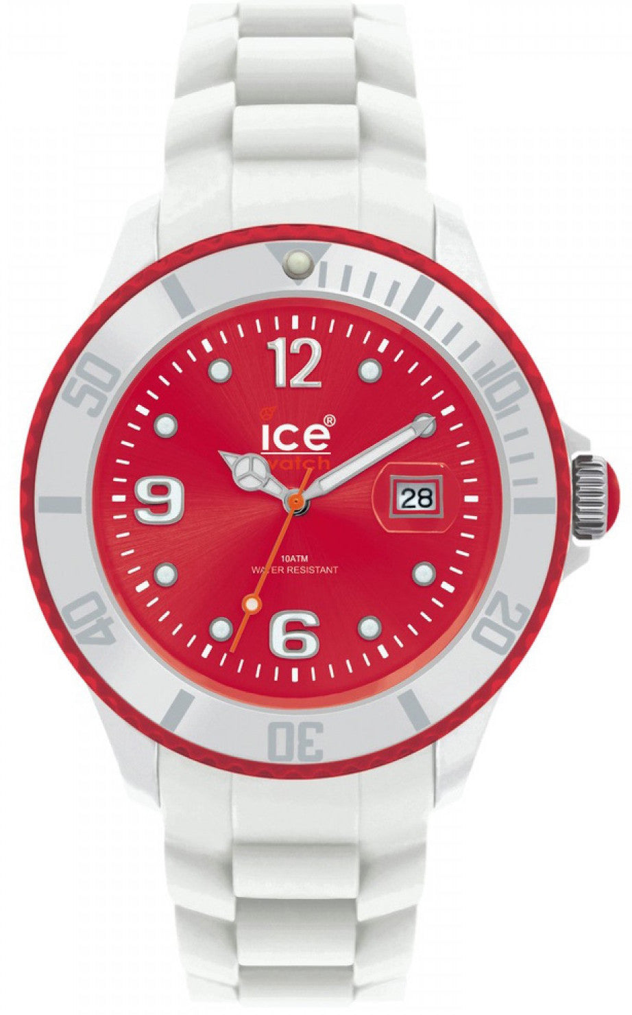 Ice Watch Sili White Red Unisex D