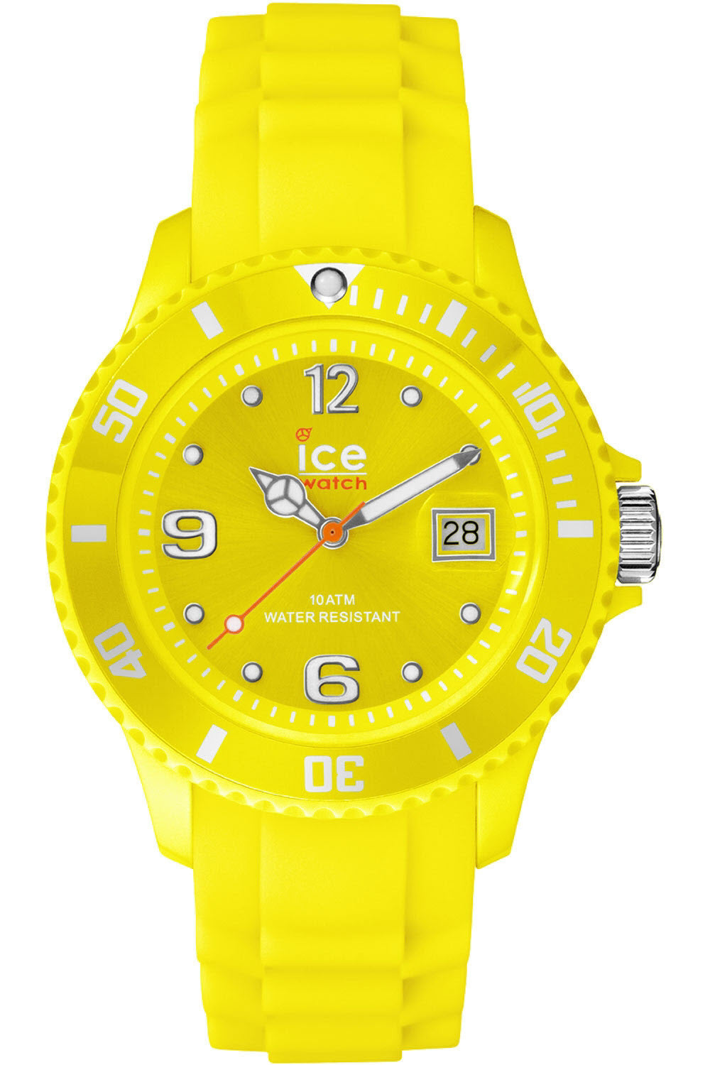 Ice Watch Ice-Forever Trendy Unisex Yellow D